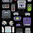 Super Pixel of my Childhood by MeleeNinja