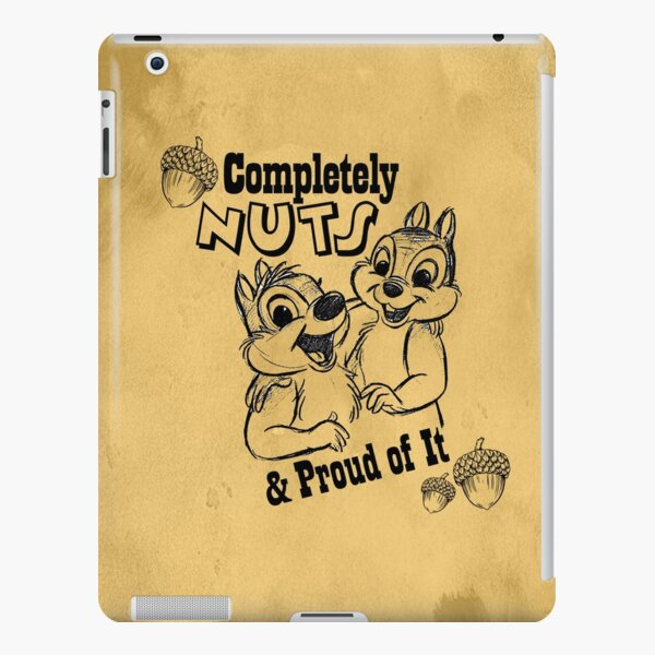 Completely Nuts and Proud of It iPad Snap Case