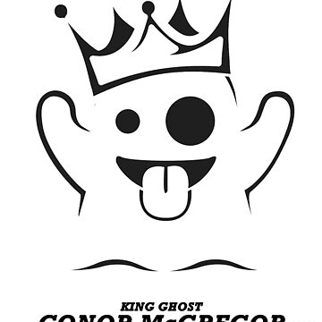 King Ghost Edition III - Conor McGregor by Apparellel