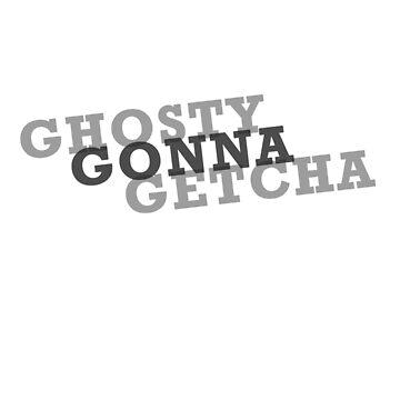 Ghosty Gonna Getcha - Conor McGregor by Apparellel
