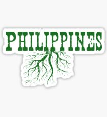Philippines Roots Sticker