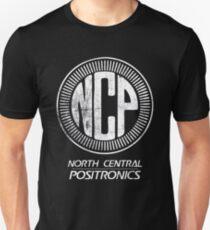 North Central Positronics (White Logo) Unisex T-Shirt