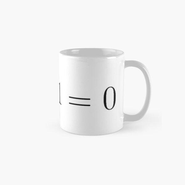The Beautiful Equation: Euler's Identity Classic Mug