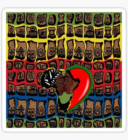 I Am Wakanda Sticker