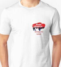 motel americana Unisex T-Shirt