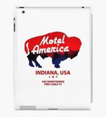 motel americana iPad Case/Skin
