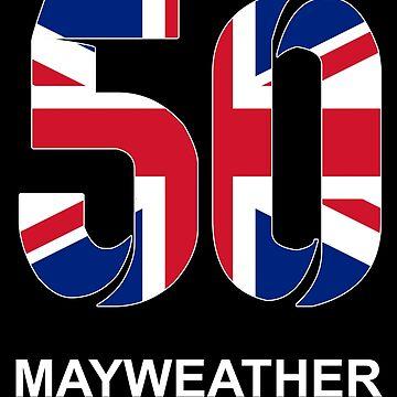 Mayweather 50 (UK) by Apparellel