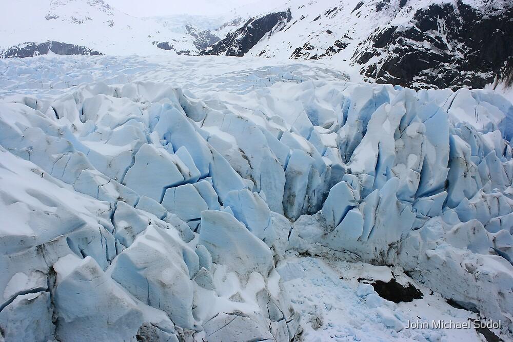 Precip - ice by John Michael Sudol