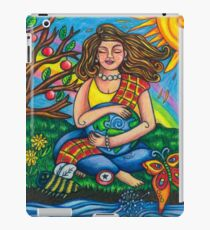 Child Earth from Joy and Sorrow Oracle.  iPad Case/Skin