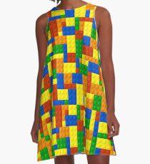 Lego A-Line Dress