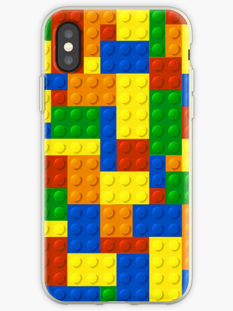 new style 252df a8a66 'Lego' iPhone Case by RikaKatsu