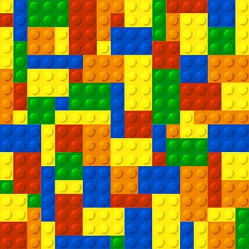 Lego by RikaKatsu