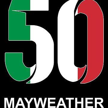 Mayweather 50 (ITALIA) by Apparellel