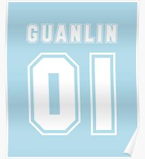 guanlin  Poster