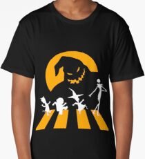 The Nightmare on Abbey Road Long T-Shirt