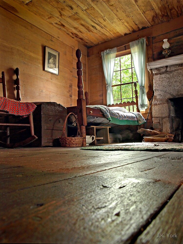 cabin fever by J.K. York