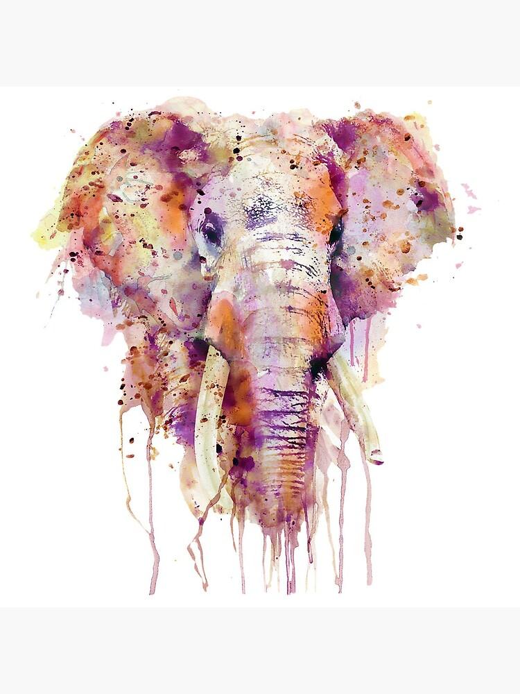 Elephant  by caracatita75
