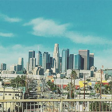Los Angeles by CLIFFBLACK