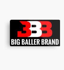 big baller brand Metal Print