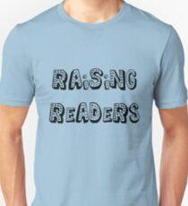 Raising Readers Unisex T-Shirt