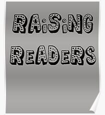 Raising Readers Poster