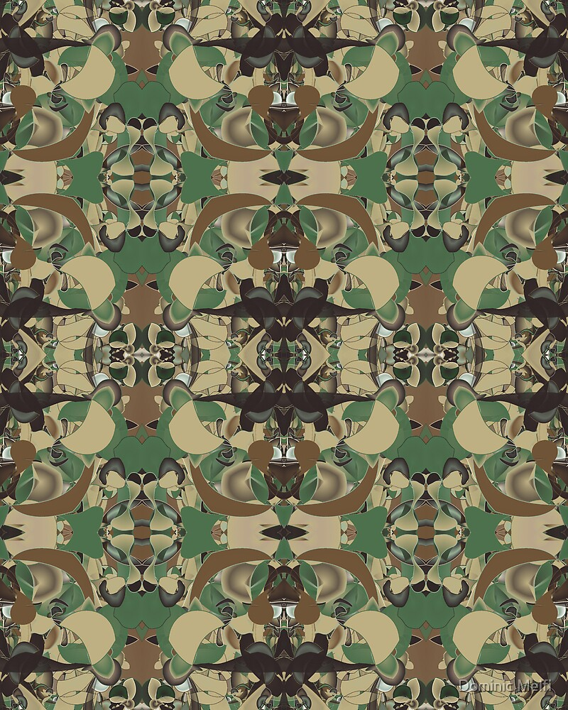 Camouflage Influence 05-05-2008 (04) by Dominic Melfi