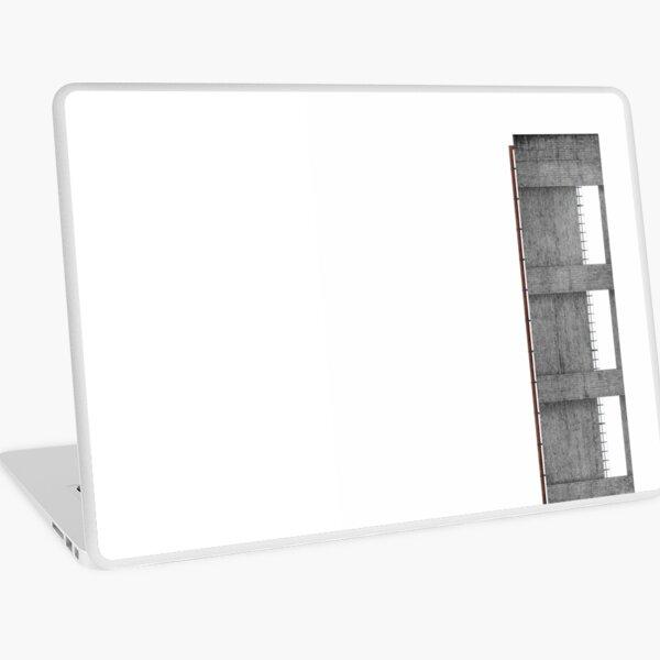Brutalist Water Tank Laptop Skin