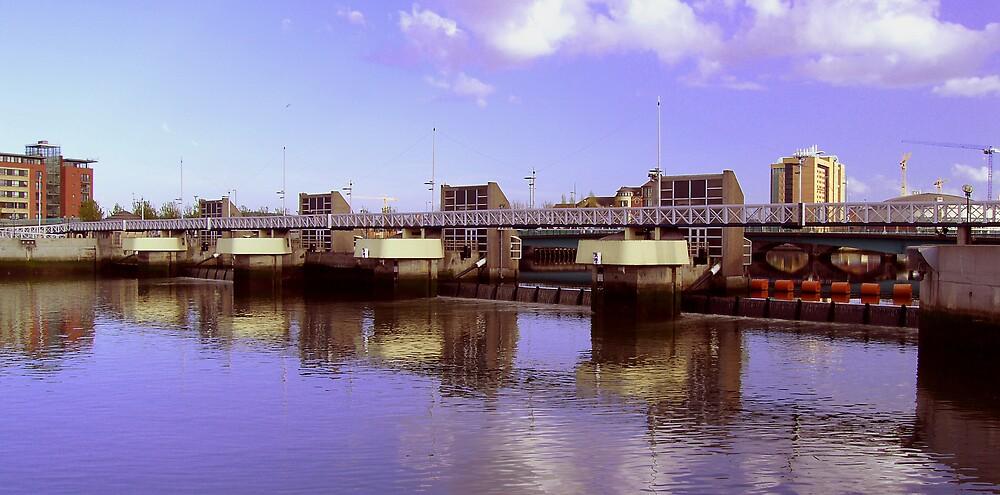 Belfast Docks (4) by SNAPPYDAVE