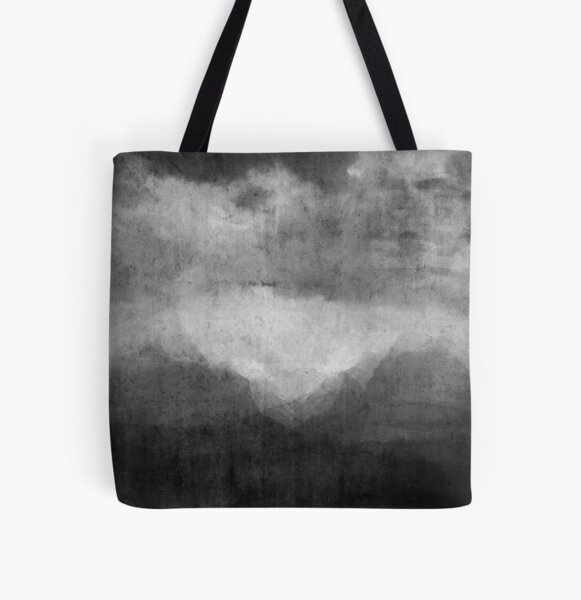 Schwarzwald All Over Print Tote Bag