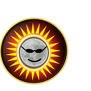 ECLIPSED SUN PATTERN by ecliptomaniac