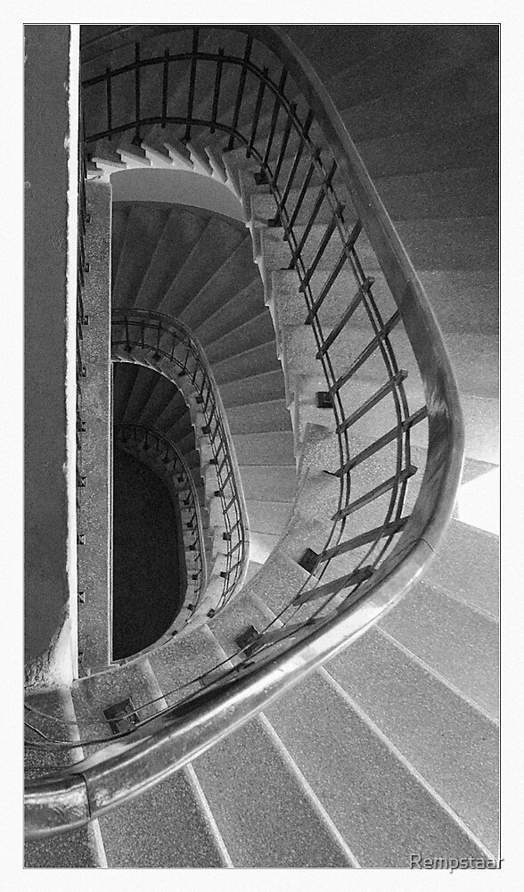 Downward Spiral by Rempstaar