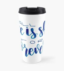 For Forever Dear Evan Hansen Travel Mug