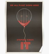We All Float Poster
