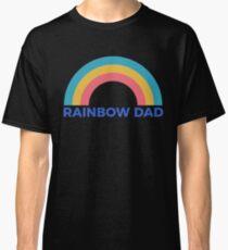 Rainbow Dad Remembrance T-Shirt Classic T-Shirt