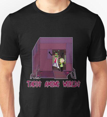 Tacos Among Worlds T-Shirt