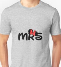 Mrs.Mouse Unisex T-Shirt
