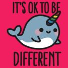 It's ok to be different by LaundryFactory