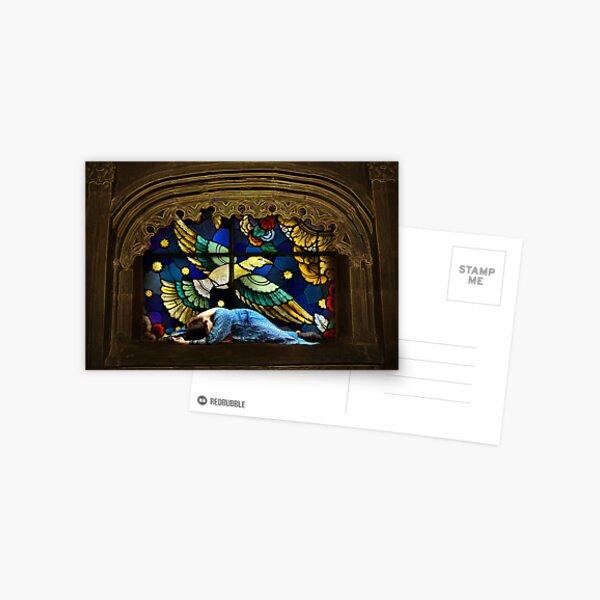 SlumberingMaid&GuidingSpirit Postcard