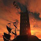 The tower by Annika Strömgren