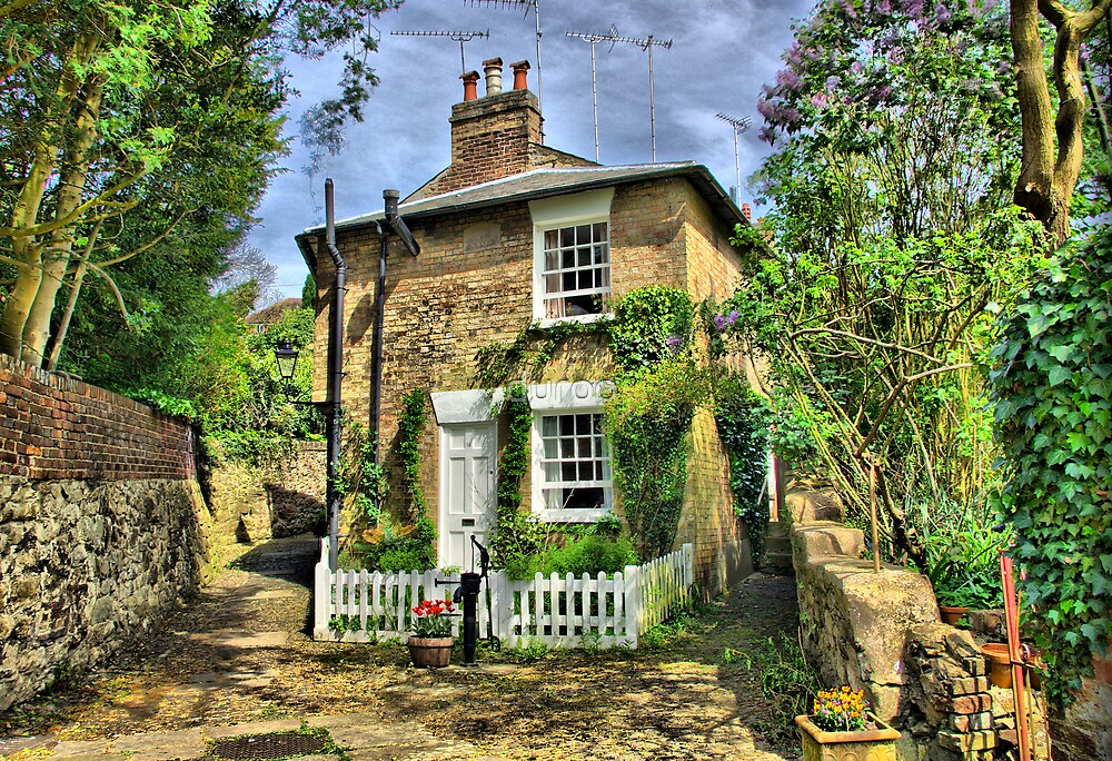 Bells Lane Cottage by duroo