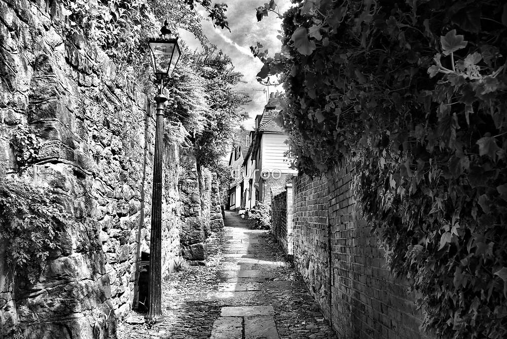 Lamp Lane by duroo