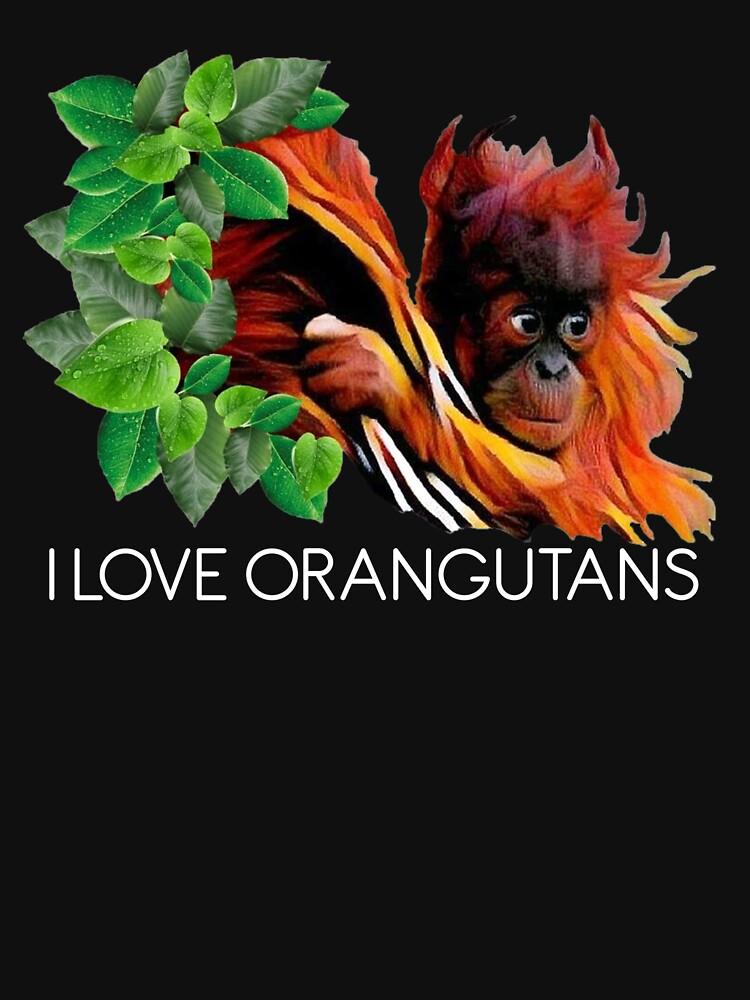 POI - I Love orangutans by Palmoil