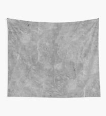 Concrete Texture Urban Mod Solid Grey Gray Colour Wall Tapestry