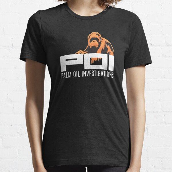 POI - Palm oil investigations logo orange Essential T-Shirt