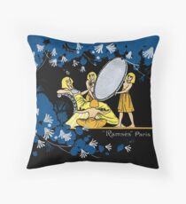 Ramses Paris Throw Pillow
