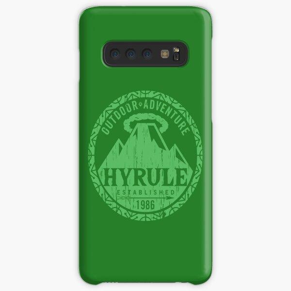 Hyrule Outdoor Adventure Samsung Galaxy Snap Case
