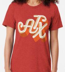 Austin Texas ATX Tri-blend T-Shirt