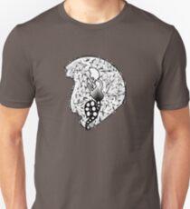 Camiseta unisex All In My Head