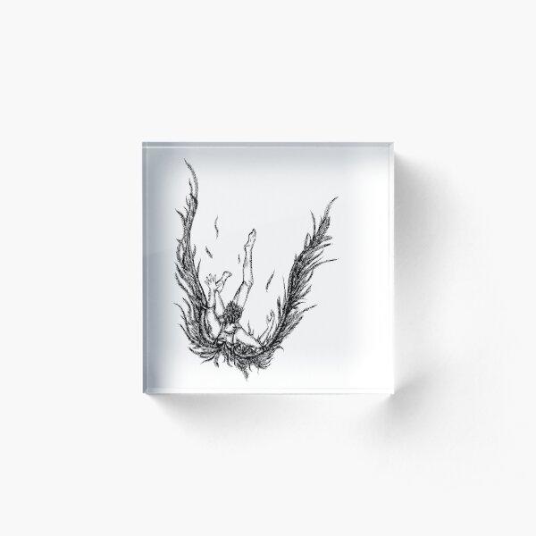 Icarus Acrylic Block