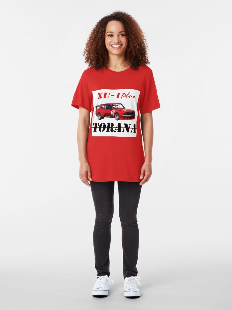 Alternate view of Torana plus Slim Fit T-Shirt